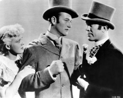 Publiciteitsfoto voor de dramafilm Conflict (1936)
