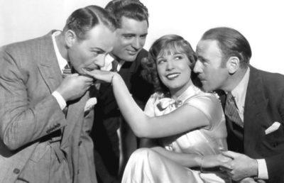 Foto voor de comedy This is the Night uit 1932.