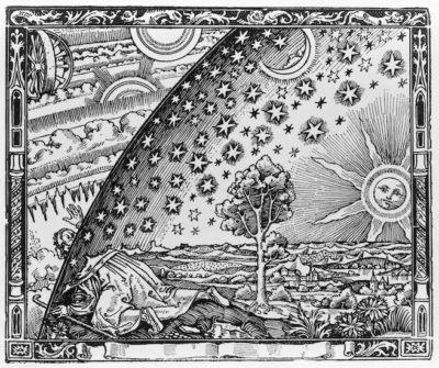 Een missionaris uit de middeleeuwen vertelt dat hij de plek heeft gevonden waar de hemel en de aarde elkaar raken.